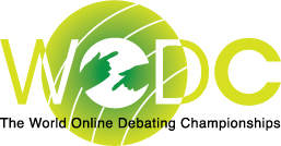 WODC - The World Online Debating Championship