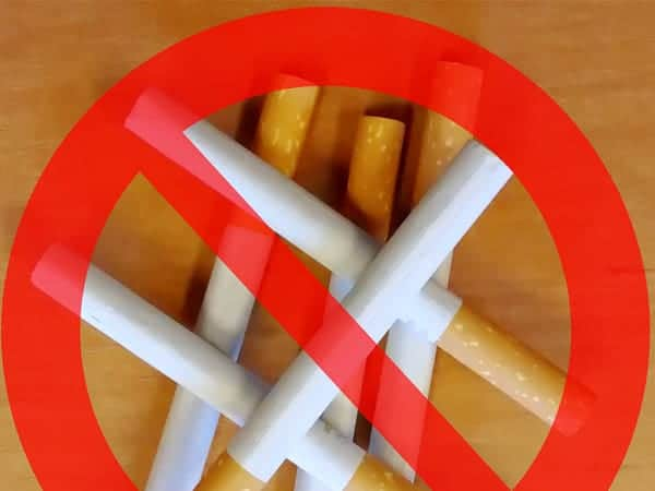 should smoking be forbidden in all Whereas eating fast food for every meal or excessive alcohol  if smokers would  dispose of their waste properly when they're in public places,.