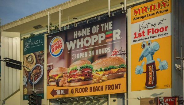 Fast Food Advertising Should Be Banned